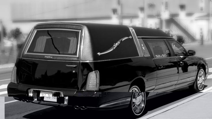 Ein weiterer grausiger Babyfund in einem Bestattungsunternehmen. (Foto)