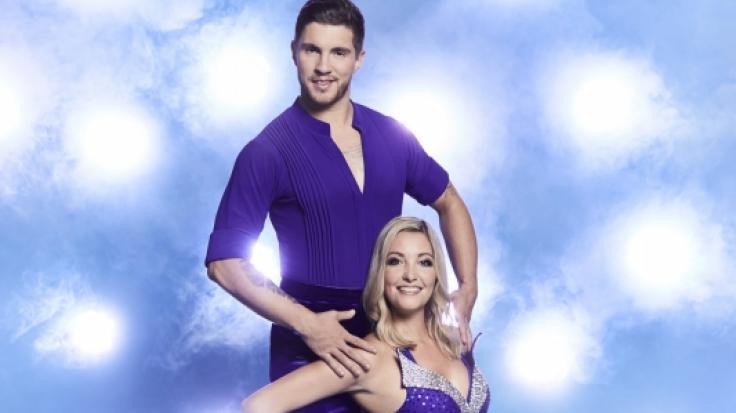 Joey Heindle wird zusammen mit seiner Lebenspartnerin Ramona Elsener auf dem Eis stehen. (Foto)