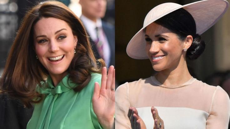 Nicht nur Kate Middleton und Meghan Markle dominierten in dieser Woche die royalen News.