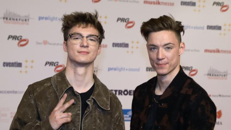 Roman (li.) und Heiko Lochmann haben sich als YouTube-Duo