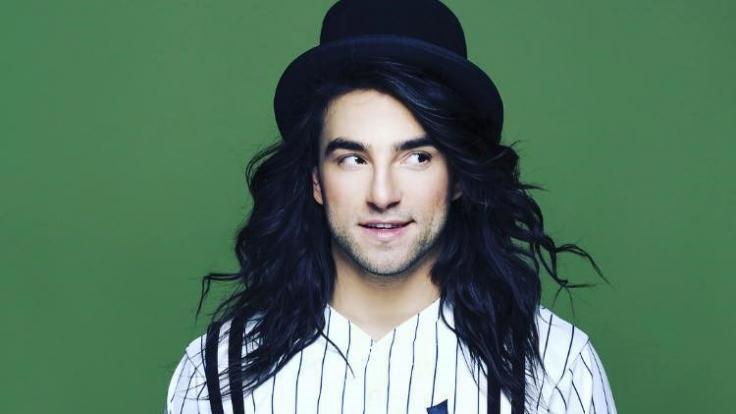 """Cale Kalay gehörte neben Sophia Thomalla und DJ Bobo zur Jury der RTL-Show """"Dance, Dance, Dance"""". (Foto)"""