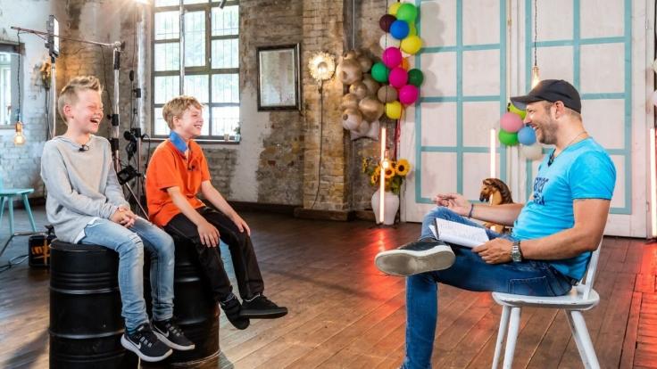 Mario Barth präsentiert bei RTL (Foto)