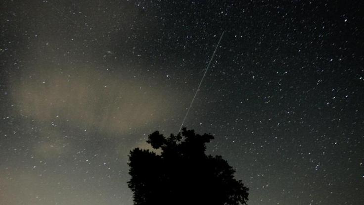 Die Geminiden 2014 erreichen am 13. Dezember ihren Höhepunkt. (Foto)