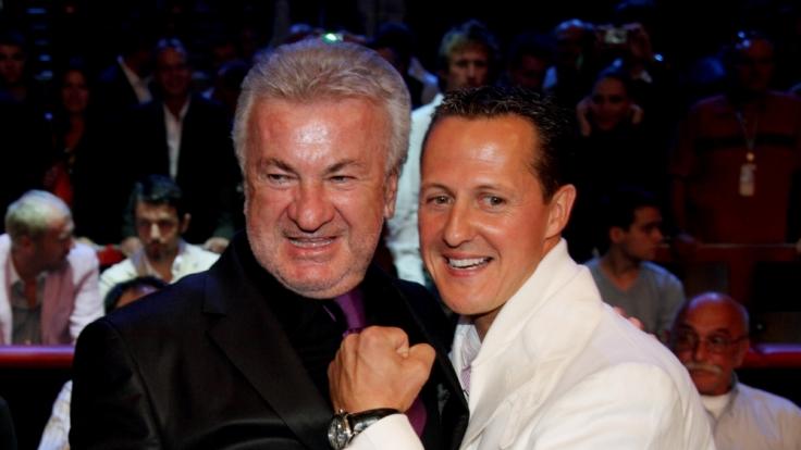 Schumachers Ex-Manager Willi Weber investierte in ein Bordell. (Foto)