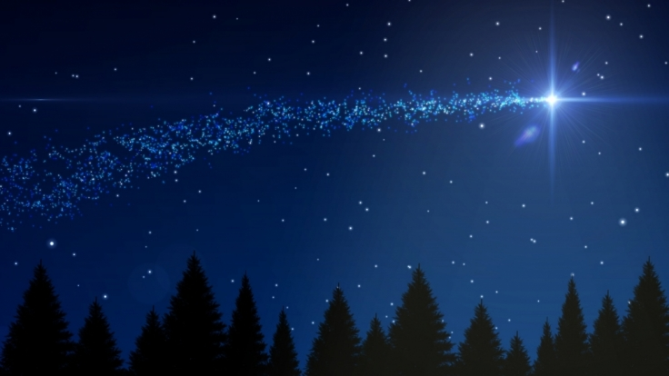 Der Dezember bietet ein Feuerwerk für Sternengucker. (Foto)