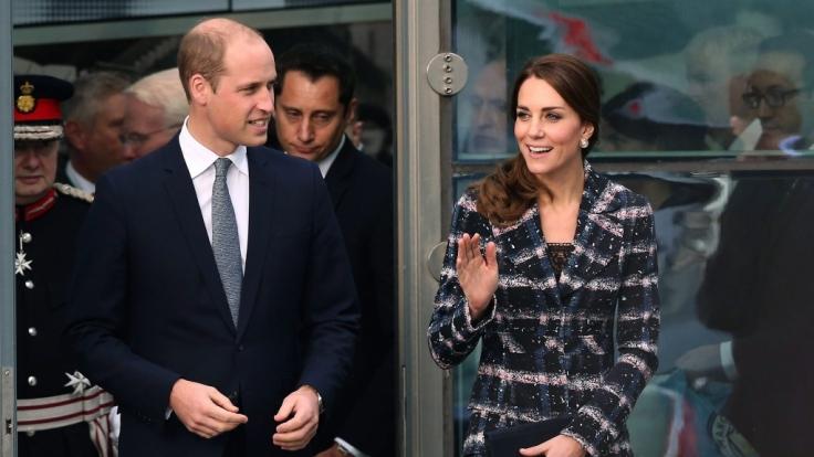 Wie ist es um die royale Arbeitsmoral von William und Kate bestellt?