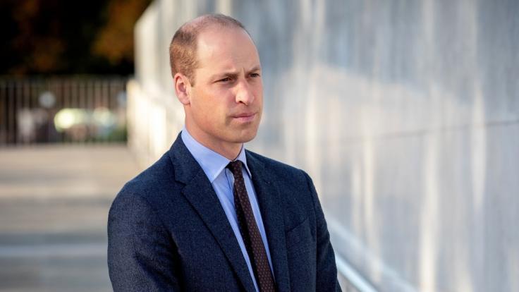 Prinz William wurde wegen der Oben-ohne-Fotos gehänselt. (Foto)