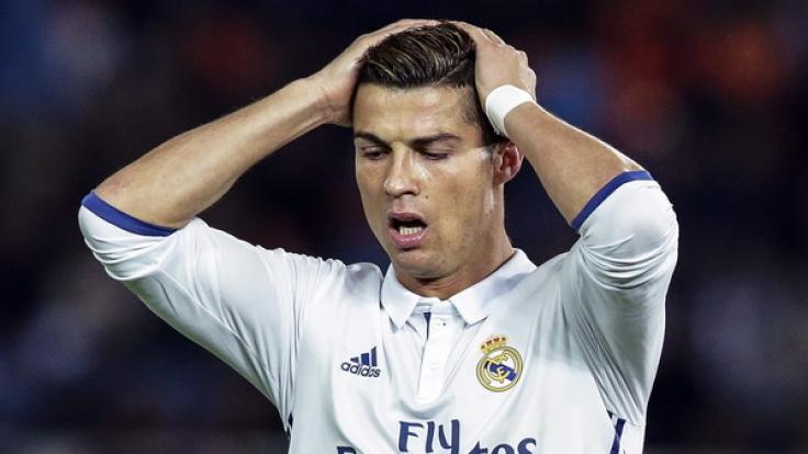 Sex-Streit zwischen Cristiano Ronaldo und seiner Schwester.