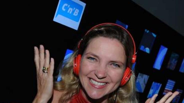 Auch Schauspielerin Susanne Pätzold ist Fan von Kopfhörer-Konzerten. (Foto)