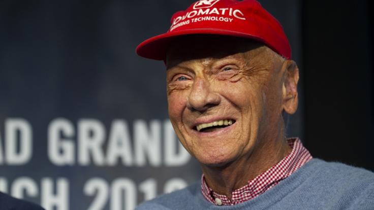 Niki Lauda ist im Alter von 70 Jahren gestorben. (Foto)
