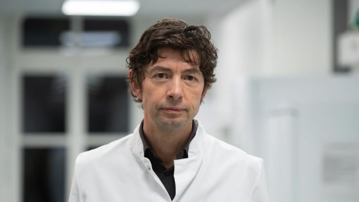Virologe Christian Drosten prophezeit: das Coronavirus verbreitet sich bald in ganz Deutschland. (Foto)