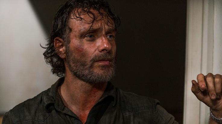 "Andrew Lincoln spielt bei ""The Walking Dead"" Rick Grimes. (Foto)"