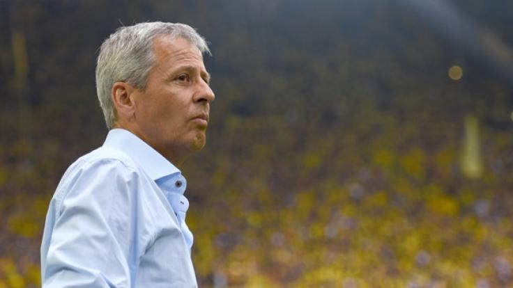 Lucien Favre gilt als heißester Favorit auf die Tuchel-Nachfolge beim BVB.