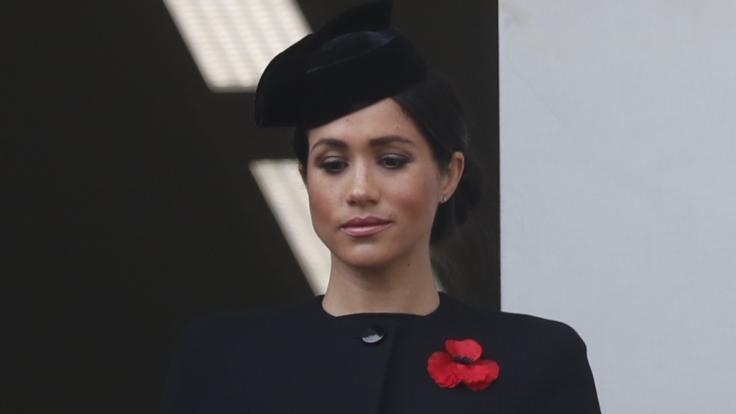 Meghan Markle hat sich nur wenige Monate nach ihrer Hochzeit mit Prinz Harry zum waschechten Palastschreck gemausert.