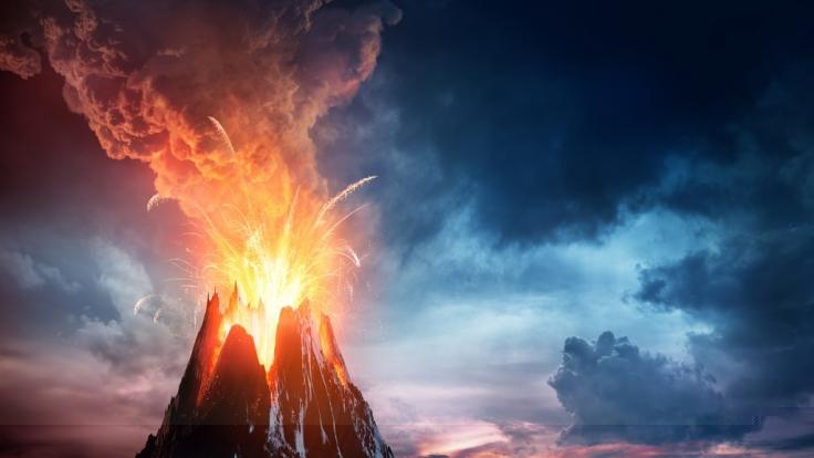 Aktive Vulkane In Deutschland