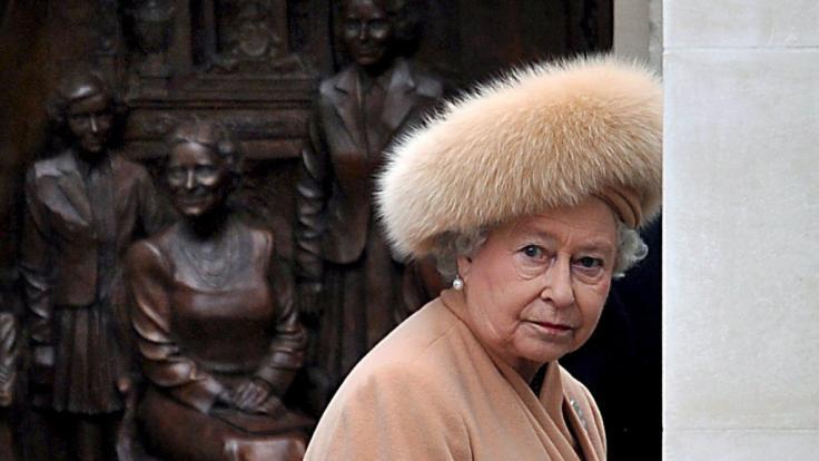 Queen Elizabeth hat nie über ihre verstoßenen Cousinen gesprochen. Ob sie heute bereut, ihnen nicht geholfen zu haben? (Foto)