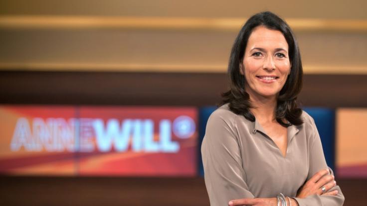 Zurück aus der Sommerpause: Am 29. August 2021 diskutiert Anne Will mit ihren Gästen über aktuelle Themen. (Foto)