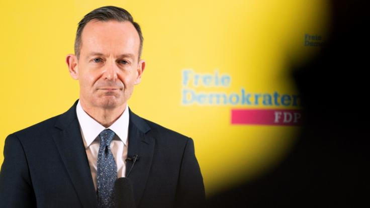 Wie tickt FDP-Generalsekretär Volker Wissing privat? (Foto)