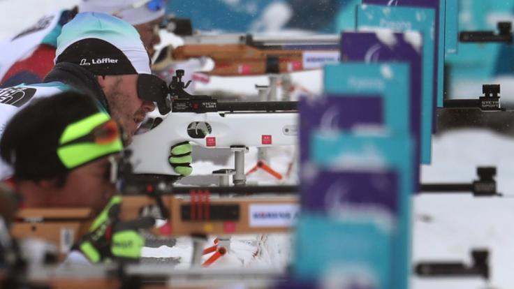 Der Biathlon-Weltcup startet in diesem Jahr im slowenischen Pokljuka. (Foto)
