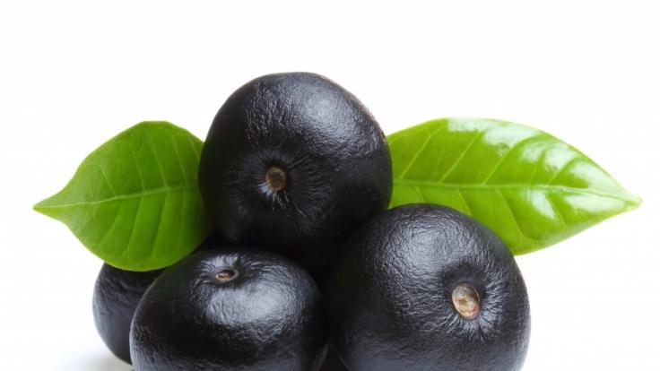 Die Acai-Beere wird vor allem wegen ihrer Antioxidantien geschätzt.