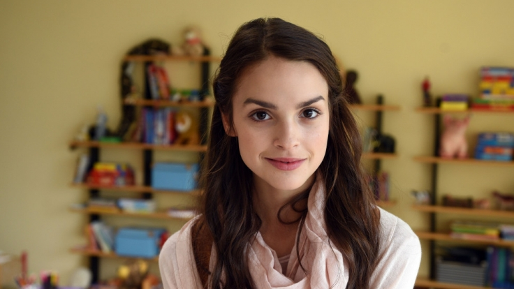 Luise Befort (19) spielt in der neuen Vox-Serie