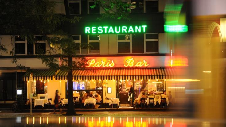 In Berlin wurde eine Speerstunde für Restaurants und Bars beschlossen. (Symbolfoto) (Foto)