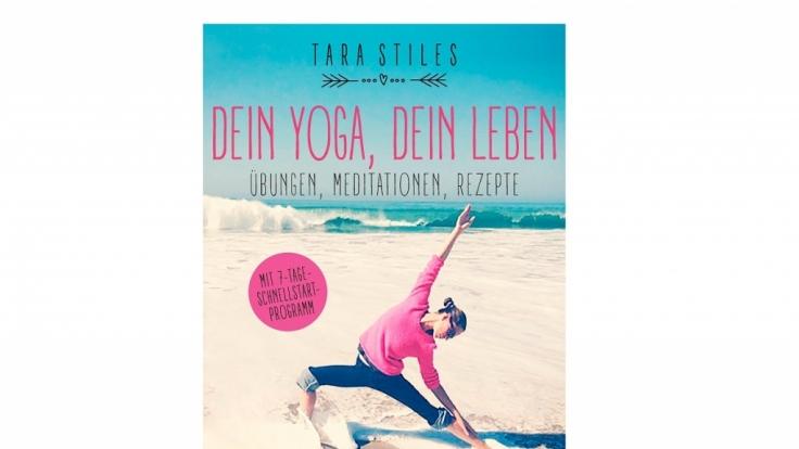 Tara Stiles empfiehlt in ihrem Buch