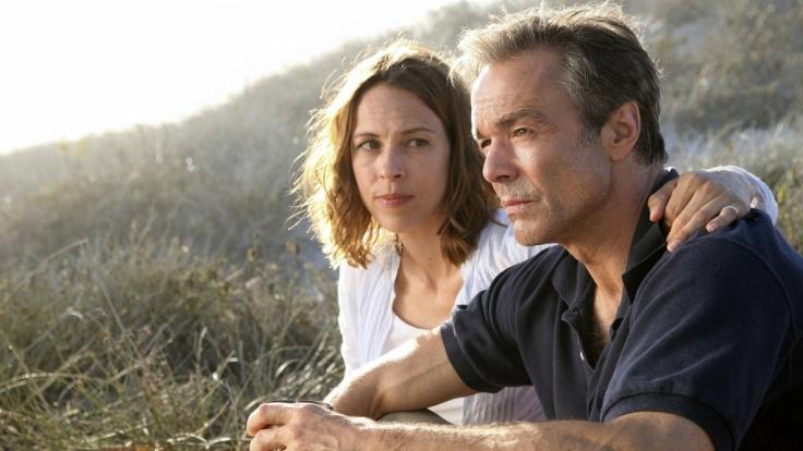 Hanna (Anneke Kim Sarnau) und Helmut (Hannes Jaenicke) haben den Tod ihres Sohnes immer noch nicht verkraftet.