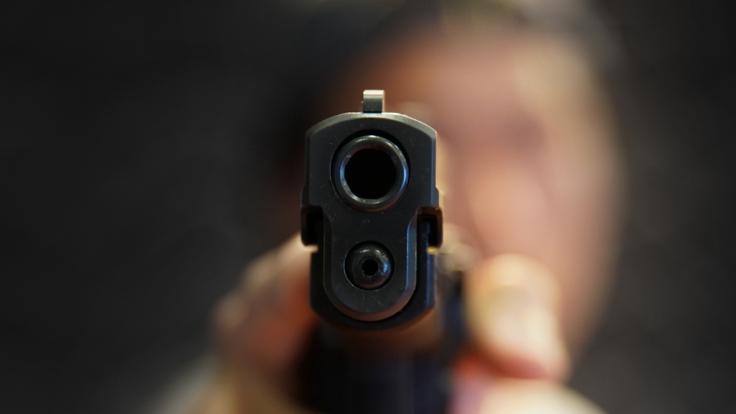 In Springville hat ein Sohn seine Mutter erschossen. (Symbolfoto)