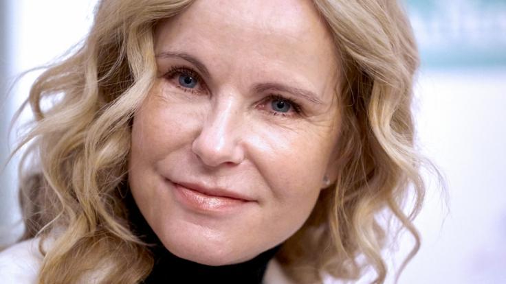 RTL-Moderatorin Katja Burkard verletzt sich bei Skiunfall