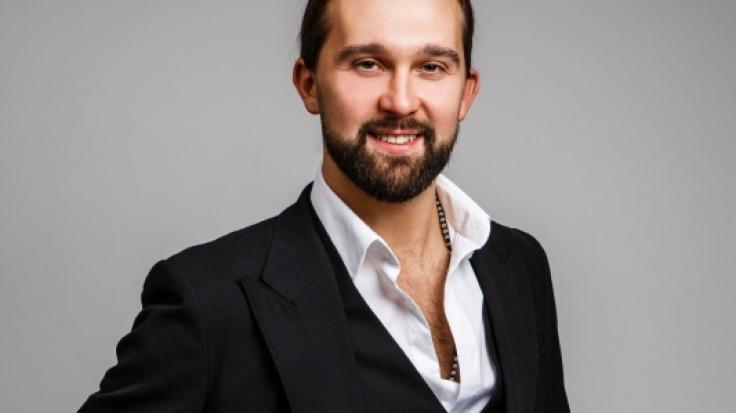 """Pasha Zvychaynyy ist der neue bei """"Let's Dance"""". (Foto)"""