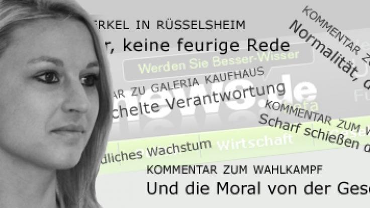 news.de-Redakteurin Kristina Schmidl (Foto)