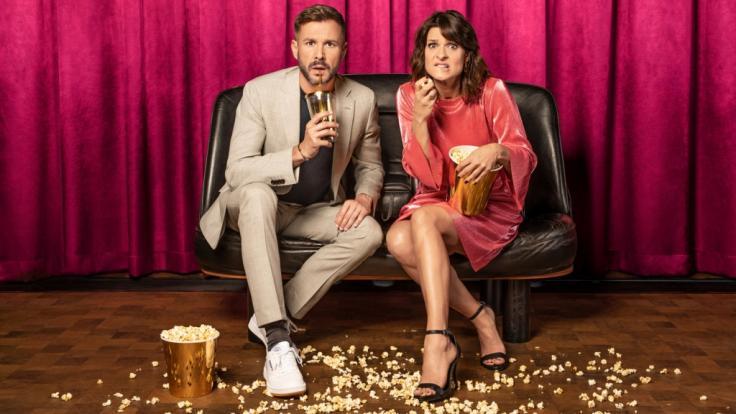 """Jochen Schropp und Marlene Lufen werden als Moderatoren von """"Promi Big Brother 2018"""" das Treiben der Promis mit viel Häme bedenken. (Foto)"""