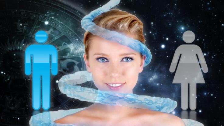 Verspielt, phantasievoll, einfallsreich  Sind alle Männer mit Sternzeichen Wassermann so? (Foto)