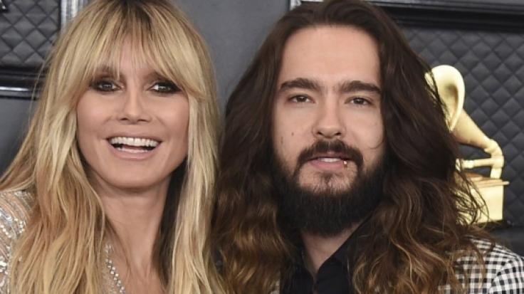 Heidi Klum und Tom Kaulitz schweben immer noch auf Wolke 7. (Foto)