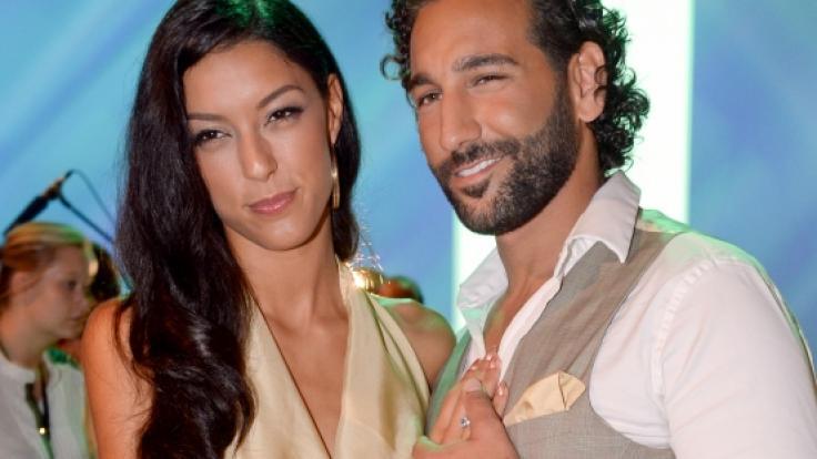 Rebecca Mir und Freund Massimo Sinato