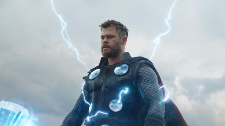 """Thor (Chris Hemsworth) in einer Szene des Films """"Avengers 4: Endgame"""". (Foto)"""