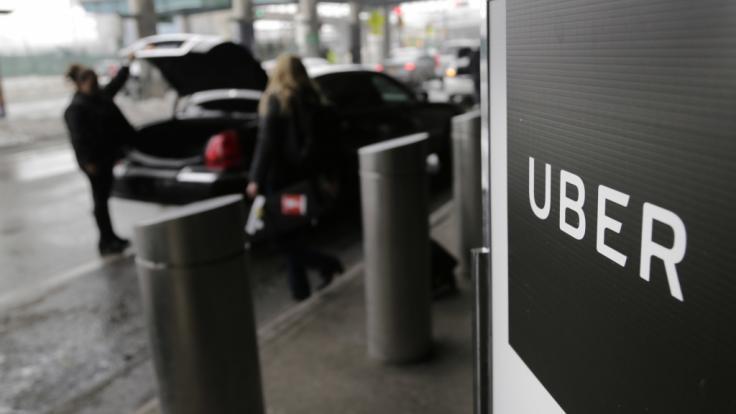 Uber hat in den vergangenen zwei Jahren fast 6000 sexuelle Übergriffe gemeldet bekommen. (Foto)