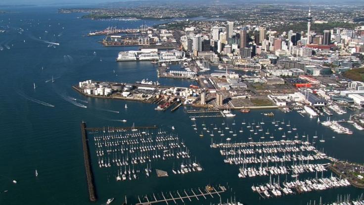 Neuseeland von oben - Ein Paradies auf Erden bei 3sat (Foto)