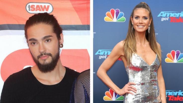 Tom Kaulitz und Heidi Klum sind offenbar ein Paar.