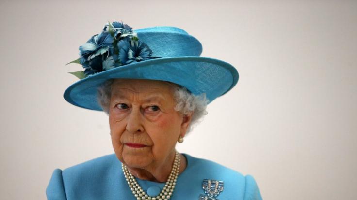 Die Trauer über ihren toten Corgi soll die Queen in einem sechsseitigen Brief verarbeitet haben. (Foto)
