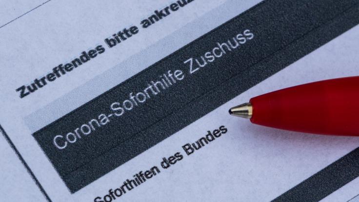 In Nordrhein-Westfalen sind Zahlungen von Soforthilfen in der Coronakrise gestoppt worden. (Foto)