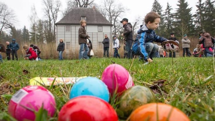 Am Gründonnerstag endet die 40-tägige Fastenzeit, gleichzeitig werden die Feierlichkeiten für das Osterfest eingeläutet.