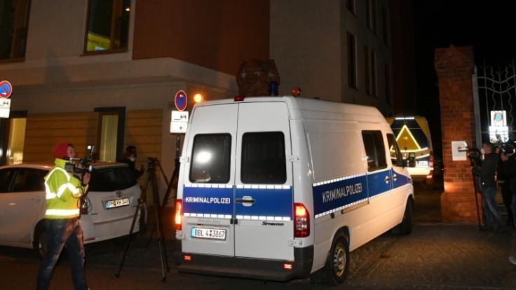In einem Potsdamer Krankenhaus sind vier Tote entdeckt worden. (Foto)