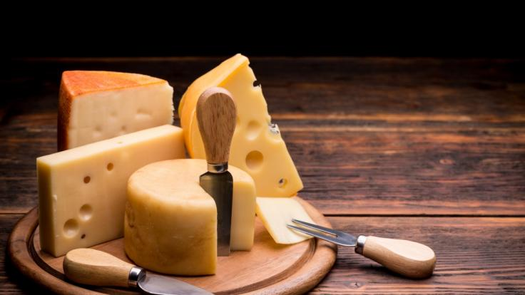 Penny ruft aktuell einen Käse zurück.