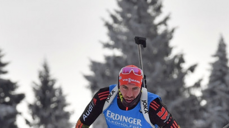 Beim Biathlon-Weltcup 2017 in Oberhof steht am Sonntag, den 8. Januar, der Massenstart der Herren und der Damen an. (Foto)