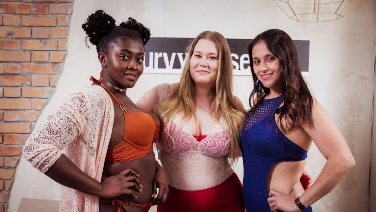 """Folge zwei von """"Curvy Supermodel"""" gibt's am Montag, um 20.15 Uhr bei RTL 2. (Foto)"""