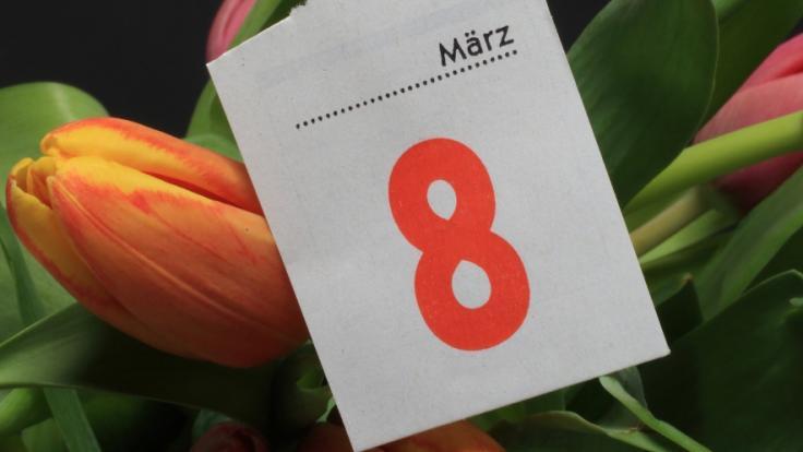 Am 8. März begeht die Welt den Internationalen Frauentag. Berlin machte ihn sogar zum gesetzlichen Feiertag. (Foto)