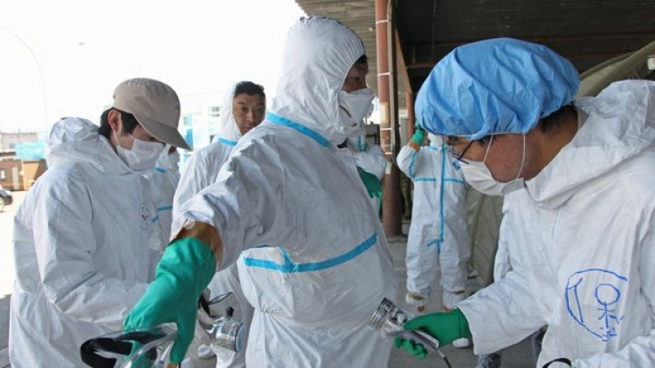 Wie sich die Geschichte doch wiederholt: Geigerzähler knattern wieder in Japan - nach Tōkai im Jahr 2011 rund um das AKW Fukushima.  (Foto)