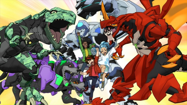 Bakugan: Battle Planet bei Super RTL (Foto)